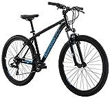 Diamondback Bicycles Sorrento Hard Tail Complete Mountain Bike, 16'/Small, Black