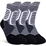 JHM Thick Protective Sport Cushion Elite Basketball Compression Athletic Socks